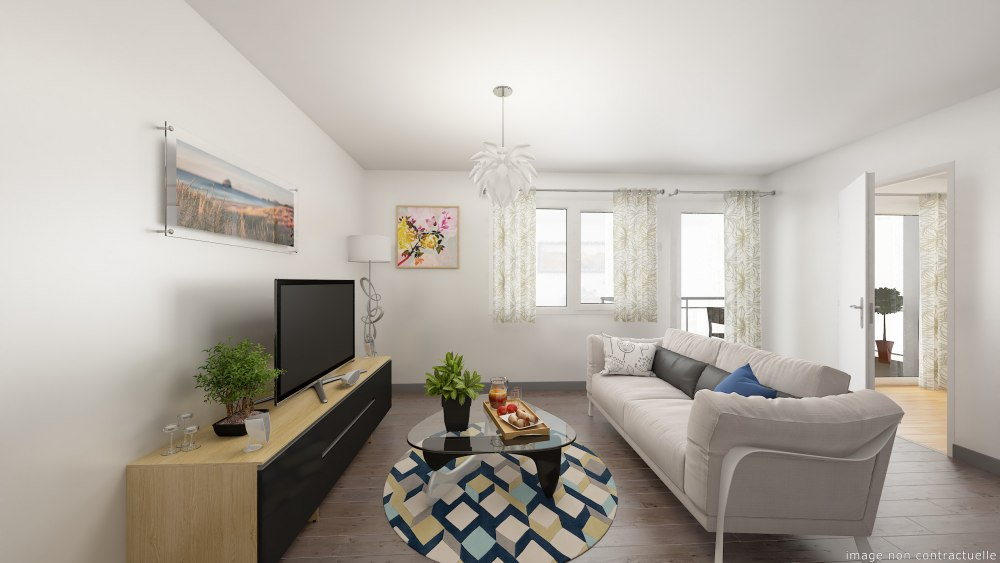 Appartements A Louer A Reims Residence Live In St Thomas Cdc Habitat